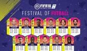FIFA18世界杯最佳阵容:阿扎尔99分领衔 英超6人