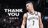 篮网官方向书豪致谢:你的努力和热情让我们变得更好