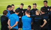 伤兵满营!克罗地亚半决赛后首堂训练课仅17人参加