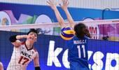 江苏女排1比3负日本NEC 两战皆负列亚俱杯小组第三