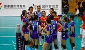 中国女排联赛落后?昔日冠亚军一周内双双丢冠