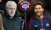 PSG体育总监:内马尔和姆巴佩都已决定留队