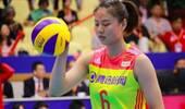 女排21岁奥运冠军又一技术提升 与李盈莹组全新组合