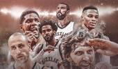 忠诚!NBA现役球员仅6人至少10年未换队 诺天王第1