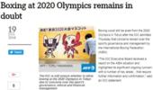 曝东京奥运或取消拳击 还记得吕斌里约被坑吗?