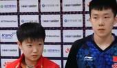 混双丢冠!韩国赛国乒遭遇滑铁卢 最差可能只拿一冠
