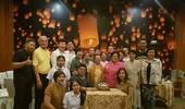 女排黄金一代主将现身 与泰国丈夫同框击碎婚变传闻