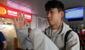 拼命!孙兴慜已抵达印尼亚运会:拿金牌才能免兵役