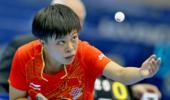 国乒女队5将14战全胜轰12个4-0 国乒新星一场比赛打出2个11:1