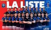 FIFA世界排名:法国登顶  国足第75