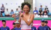 广岛赛谢淑薇打破冠军荒 戴维斯杯法国队横扫西班牙