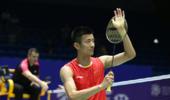 谌龙本赛季第四次输给印尼小将被淘汰 林丹后又一倒下的奥运冠军
