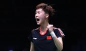 拒绝逆转!陈雨菲2-1险胜奥运亚军,成国羽女单独苗
