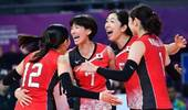 险造奇迹!女排亚洲杯黑马无缘决赛,曾一度6-0领先日本
