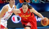 女篮世界杯中国女篮首战迎欧洲强敌 年轻或成一把双刃剑