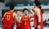 """女篮世界杯-中国3分险胜拉脱维亚夺""""开门红"""""""