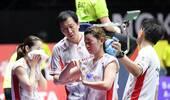 狂喜!日本女羽自夸在中国队主场扬威:两单两双进4强秒杀国羽