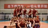 中国女排明日出征世锦赛,刁琳宇遗憾落选14人名单
