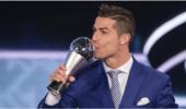 马卡报:C罗将因尤文赛事安排缺席FIFA颁奖,莫德里奇将获奖