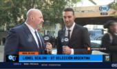 阿根廷看守主帅:梅西不会进入10月的国家队大名单