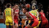 女籃世界杯排名:美國首次3連冠 中國第6大黑馬第4