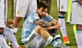 马拉多纳:梅西别回国家队了;当初看错了马斯切拉诺