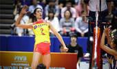 女排世錦賽各項技術最新排名:朱婷總得分第5!一傳無人進前30