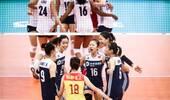 中国女排精神再度完美上演,两赢老对手美国太解气