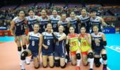 女排世锦赛四强全部产生!东道主日本出局,中国成唯一非欧队伍