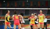 中国女排成四强唯一非欧球队 夺冠赔率第1变最大热门