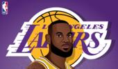 NBA官方为詹姆斯等今夏转会球员制作图集