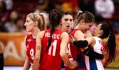 塞尔维亚女排直通决赛?连续3届大赛冲冠,2次拿亚军为咱夺冠铺路
