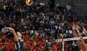 中国女排3-0双杀荷兰队获得世锦赛季军!郎平兑现承诺