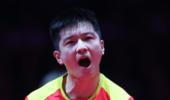 国乒两大将同输日本选手被淘汰 樊振东送11-1后晋级