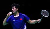 悲剧!中国青奥冠军0-5日本宿敌 1年遭4连杀 捂脸摇头无奈叹息
