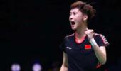 中国天才连胜世界+奥运冠军后 却输给20岁泰国新人