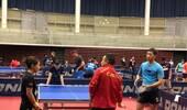 亲自出马!刘国梁指导2位奥运冠军