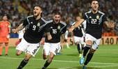 热身赛-二弟迪巴拉同获处子球 阿根廷2-0墨西哥