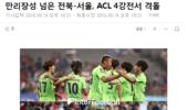 韓球迷意外未贏魯能痛批首爾:恥辱!沒法和全北比