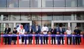 全球首座NBA中心在华盛大开业 NBA传奇球星威尔金斯出席