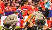 曝科斯切尔尼重伤跟腱撕裂 伤停6个月无缘世界杯