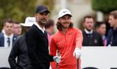 宝马PGA锦标赛配对赛群星荟萃 瓜帅霍兰纷纷现身