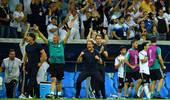 国际足联将对德国官员的不当庆祝行为展开调查