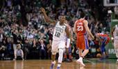 NBA-凯尔特人大胜76人 神兵三分球9中7