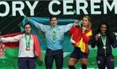 西班牙举重女将因伤无法降重 升级参赛反夺冠