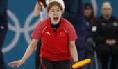 女子冰壶中国提前认输4-10负美国 两连败晋级渺茫