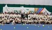 2018中网球童成长计划启动 训练营城市创造新纪录