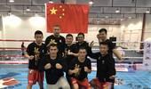 世界拳击联赛收官战 中国0-2落后3-2逆转战胜印度