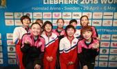 """国际乒联主席:韩朝组队是""""乒乓外交""""的再次实践"""