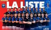 法国队世界杯23人名单:格子博格巴领衔 马夏尔无缘